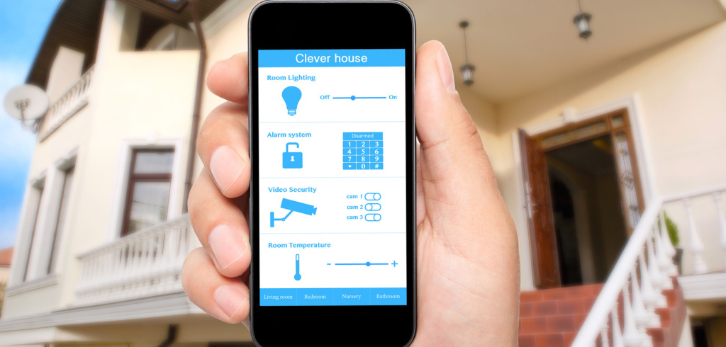 Target Safe Security Systems - Santa Fe Home Security Systems Experts - Monitoring with Smartphone